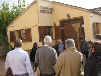 Intercanvi d'experiències de desenvolupament rural entre Galícia, el País Basc i Catalunya .