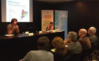 """Jornada de cloenda dels projectes de cooperació Leader """"Energia i Forest"""" i """"Masies + Sostenibles""""."""