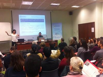 Jornada de Networking d'Ocupació Jove a la Ribera d'Ebre .