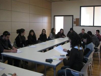 Jornada Talent Jove també, a les empreses de la Catalunya Central.