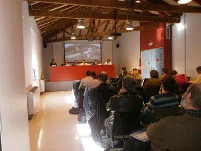 Jornades de turisme de muntanya a la Seu d'Urgell, en el marc del projecte de cooperació Mover Montañas.