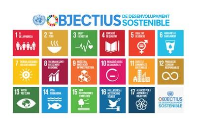 L'Agenda 2030 per al Desenvolupament Sostenible.