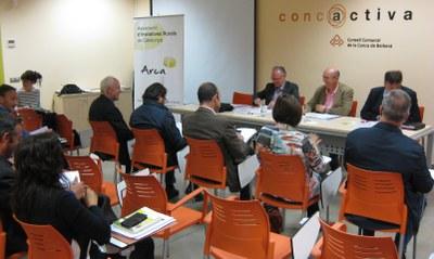 L'Associació d'Iniciatives Rurals de Catalunya celebra la seva Assemblea General a Montblanc .