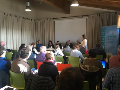 L'Associació Leader Ripollès Ges Bisaura organitza una jornada de viabilitat econòmica d'explotacions de Plantes Aromàtiques i Medicinals a Mas Vinyoles.