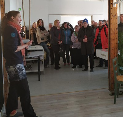 L'Associació pel Desenvolupament Rural de la Catalunya Central, participa com a membre de la primera trobada de la Smart Village Network a Ellivuori, Finlàndia.