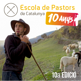 L'Escola de Pastors de Catalunya inicia la seva 10a edició.