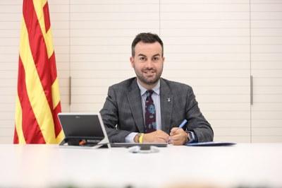 Lluís Soler - president de l'Associació Catalana de Municipis.