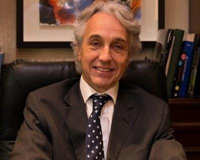 Ramon Roca - president del Consell Assessor per al Desenvolupament Sostenible.