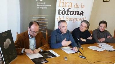 La 9a Fira de la Tòfona torna al Berguedà.
