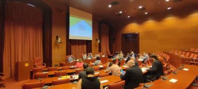 La Comissió Redactora de l'Agenda Rural de Catalunya compareix al Parlament per exposar com està funcionant el procés de redacció.
