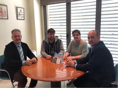 La cooperació entre agents i entitats del Pirineu és clau pel desenvolupament del territori  .
