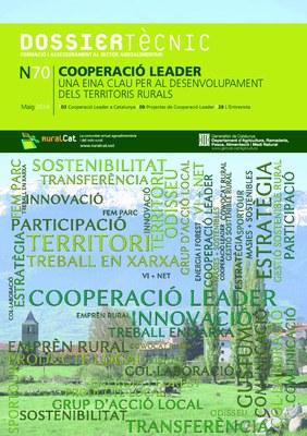 La Cooperació LEADER, eix central del nou Dossier Tècnic del Departament d'Agricultura.