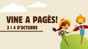 La festa de la pagesia 'Benvinguts a Pagès' se celebrarà aquest any de forma virtual.