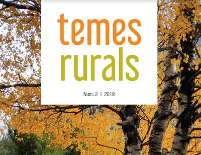 """La Fundació Món Rural presenta el segon número de la revista """"Temes Rurals""""."""