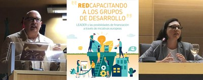 """La jornada """"RedCapacitando a los Grupos de Desarrollo"""" reuneix a tècnics i experts de tot Espanya per oferir eines als GAL."""