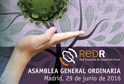 La REDR analitza el futur del programa LEADER durant la seva Assemblea General Ordinària.