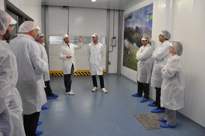 La responsable del PDR a Catalunya de la Comissió Europea visita l'Associació Leader Ripollès Ges Bisaura.