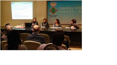La Ribera d'Ebre debat sobre el desenvolupament sostenible.