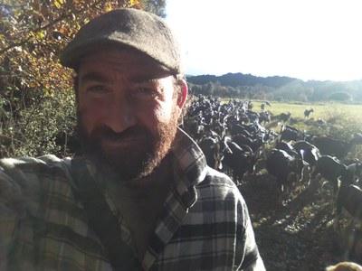 Guillem Martí - ramader i pastor.