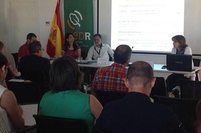 La situació de la programació LEADER 2007-2013, les novetats del nou període o els reptes que afronten els GAL, les qüestions més repetides durant l'Assemblea de la REDR .