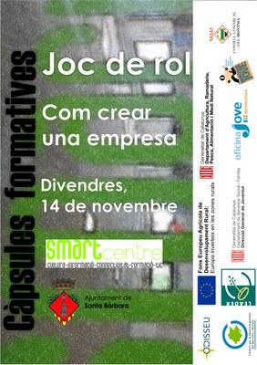 La Taula de Concertació ODISSEU del Montsià impulsa un total de 8 jornades formatives centrades en l'emprenedoria, la creativitat i l'autoocupació.