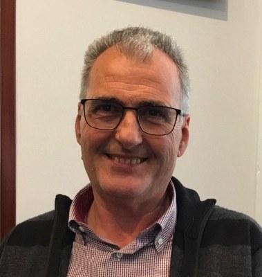 Mario Urrea - president de l'Associació de Micropobles de Catalunya.
