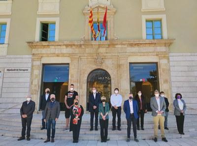 Representants de les institucins que participen dels nous projectes PECT.