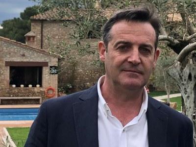 Jordi París, Gerent del Consorci Leader de Desenvolupament Rural del Camp.