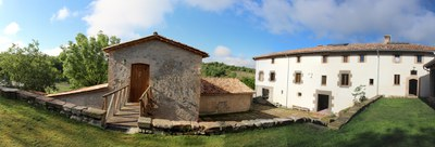 """""""Mas Vinyoles Hub"""", el Centre Rural d'Empreses de Sant Pere de Torelló, a 'Club 21, el club de les ments inquietes'."""
