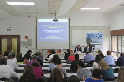 Més d'un centenar d'assistents a la Jornada sobre EDLP-LEADER organitzada per la Red Española de Desarrollo Rural .