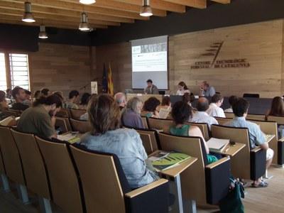 Més de 70 persones participen al seminari sobre les oportunitats futures per a la biodiversitat i el patrimoni natural al Fons Europeus de Desenvolupament Regional.