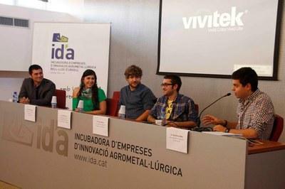 Més de cent participants a la Jornada d'Emprenedoria Jove de Bell-lloc d'Urgell.