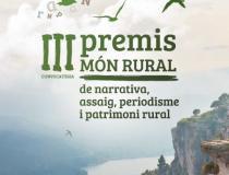 """Nova convocatòria dels premis """"Món Rural"""" que busquen promoure la visibilitat del món rural català."""