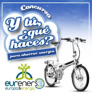 Obert un concurs sobre estalvi i eficiència energèticsa vinculat al projecte Eureners3.
