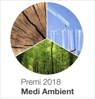 """Oberta la convocatòria del """"Premi Medi Ambient 2018""""."""