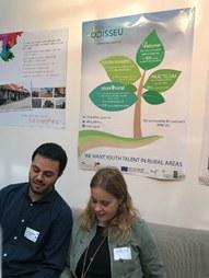 """""""ODISSEU"""" entre els projectes europeus per atraure talent jove als territoris rurals ."""