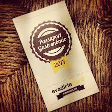 Presentació del Passaport Gastronòmic .
