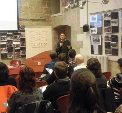 Presentació del projecte GUSTUM al Solsonès.