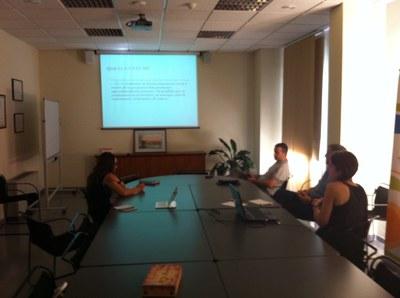 Presentació del projecte Gustum.