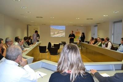 Presentació dels ajuts del  programa Leader a la Segarra.