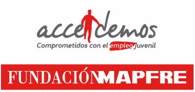 """Programa """"ACCEDEMOS"""" de la Fundació MAPFRE per a la contractació de joves aturats."""