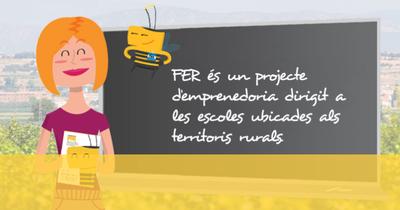 Projecte Futurs Emprenedors Rurals (FER).