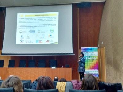 R-Torna. 9a Jornada d'Orientació Professional de les Terres de Lleida.