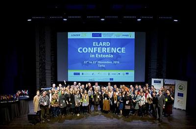 REDR dóna suport a la 'Declaració de Tartu: Renovant LEADER / CLLD més enllà de 2020' de ELARD.