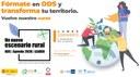 """REDR organitza de nou el curs """"Un nou escenari rural: ODS, Agenda 2030 i LEADER"""", després de l'èxit de la primera edició"""