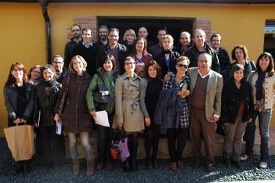 Representants de tots els GAL de Catalunya es reuneixen a Flix Jornades.