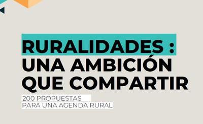 """""""Ruralitats: una ambició per compartir""""."""