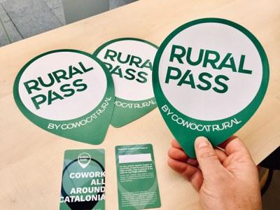 RuralPass, una nova eina per fomentar la mobilitat entre coworkers.