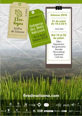 """S'obren les inscripcions de """"L'Ecològica"""", la biofira de Solsona."""