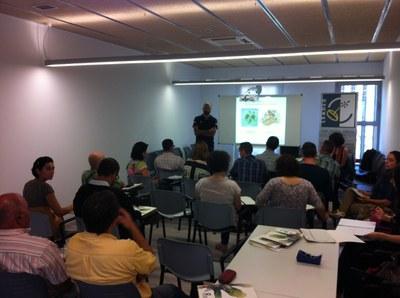 Sessió formativa en Màrqueting Sostenible al Baix Ebre i Montsià.